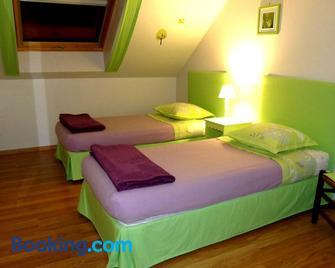 La Ferme De Marpalu - La Ferté-Saint-Cyr - Bedroom