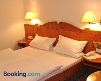 Gasthof Zum Kauzen - Ochsenfurt - Bedroom