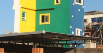 Hostel Yes Brasil - Río de Janeiro - Edificio