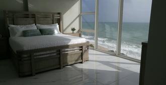 Luxury Beachfront Condo On The Ocean - Fort Lauderdale - Schlafzimmer