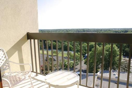 Hotel Somerset - Bridgewater - Somerset - Balcony