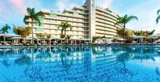 Palacio Mundo Imperial - Acapulco - Bygning