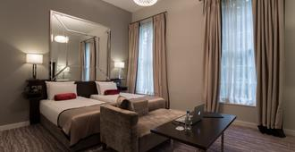 DoubleTree by Hilton London Greenwich - לונדון - חדר שינה