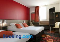Hôtel Clermont Estaing - Clermont-Ferrand - Phòng ngủ