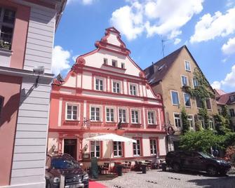 Hotel & Restaurant Schwarzer Bock - Ансбах - Building