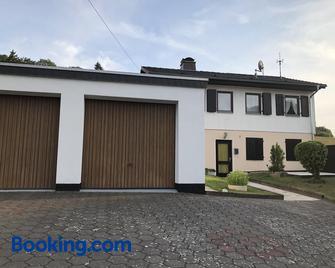 Ferienwohnungen Arnstein - Waldeck (Hessen) - Building