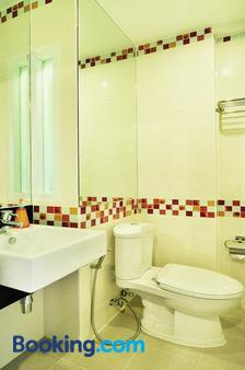 P.S Hotel - Patong - Bathroom