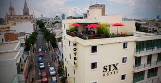 Six Hotel - Guadalajara - Outdoor view