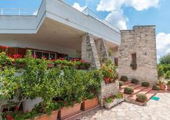 格爾索伊爾酒店 - 蒙特羅尼迪萊切 - 萊切 - 室外景