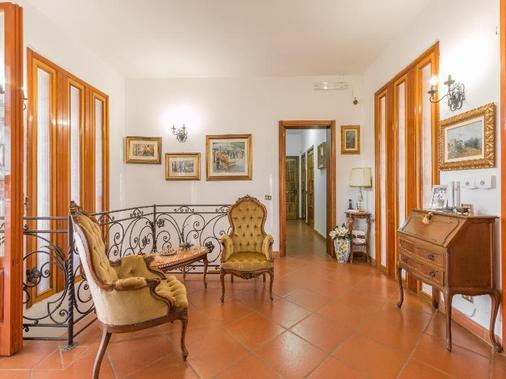 格爾索伊爾酒店 - 蒙特羅尼迪萊切 - 萊切 - 客廳