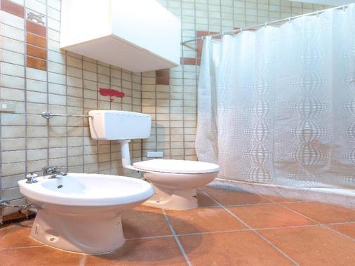 格爾索伊爾酒店 - 蒙特羅尼迪萊切 - 萊切 - 浴室