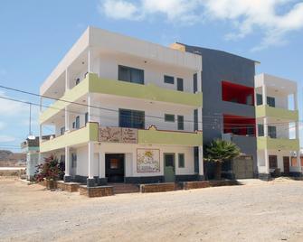 B&b Salinas Boa Vista - Sal Rei - Building
