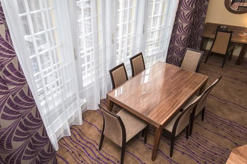 Merchants Crown Suites and Spa - Prague - Dining room