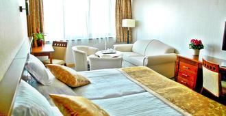 Actor Hotel Budapest - בודפשט - חדר שינה