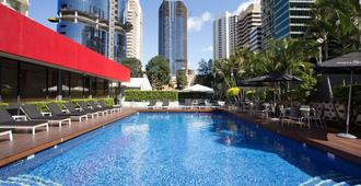 Royal On The Park - Brisbane - Bể bơi
