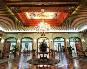 Kusuma Sahid Prince Hotel - Surakarta City - Lobby
