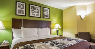 Sleep Inn Asheville - Biltmore West - Asheville - Bedroom
