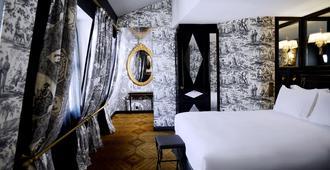 Hôtel De Jobo - Parigi - Camera da letto