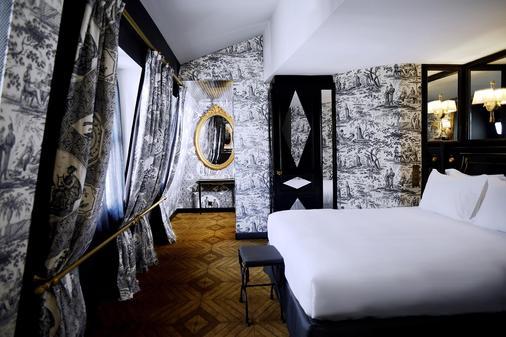 Hôtel De Jobo - Paris - Bedroom