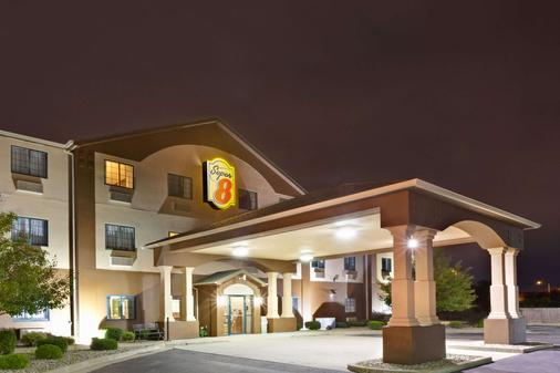 Super 8 by Wyndham South Bend - South Bend - Building