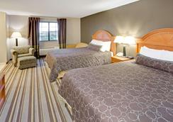 Super 8 by Wyndham South Bend - South Bend - Bedroom