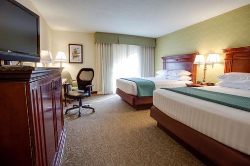 Drury Inn & Suites St. Louis Convention Center - St. Louis - Bedroom