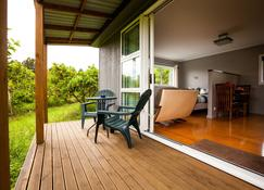 Relax a Lodge - Kerikeri - Rakennus