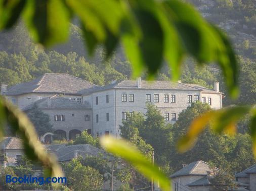 Hotel Monodendri - Monodendri - Edificio