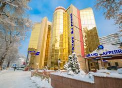 Grand Sapphire Hotel Almaty - Almatý - Edificio