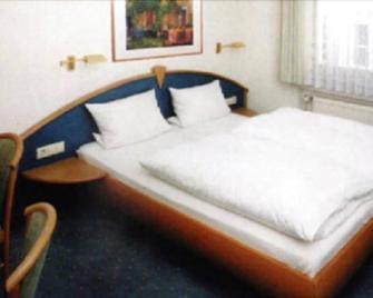 Hotel Frankfurter Hof - Seligenstadt - Bedroom