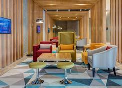 Park Inn by Radisson Hotel and Apartments Dammam - Dammam - Lounge