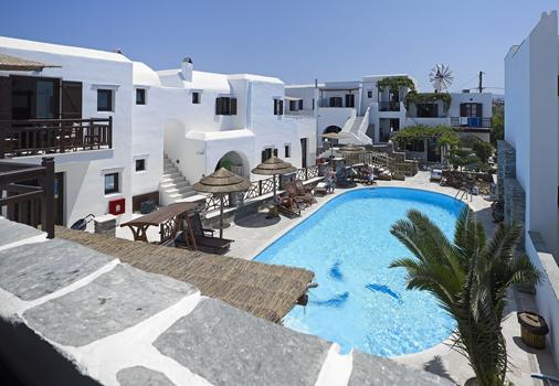 Hotel Anemomilos - Agia Anna - Pool