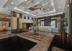 Ezdan Hotel - Doha - Recepción