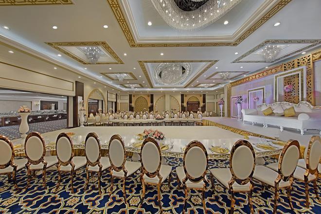 Ezdan Hotel - Doha - Sala de banquetes
