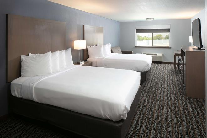 Red Lion Inn & Suites Boise Airport - Boise - Makuuhuone