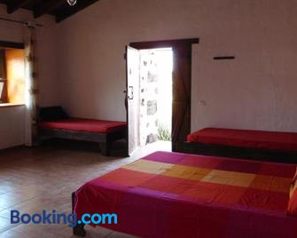 Casa Rural Soleario - La Oliva - Schlafzimmer