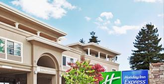 Holiday Inn Express Hotel & Suites Santa Cruz - Santa Cruz - Building