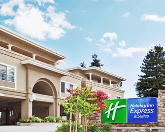 Holiday Inn Express Hotel & Suites Santa Cruz - Санта-Круз - Building