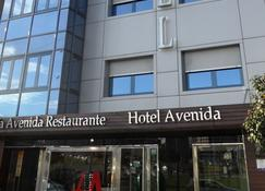 Hotel Avenida - Pontevedra - Κτίριο