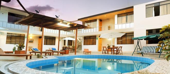 Hotel Dulce Estancia - Ica - Piscina