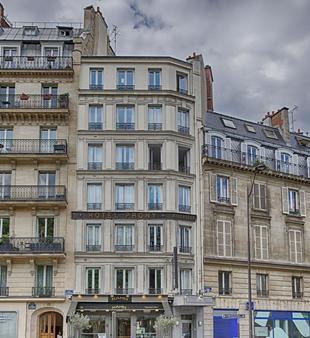 Hotel Avama Prony - Paris - Building