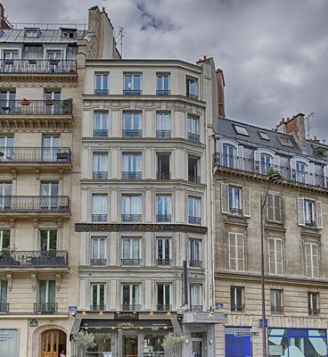 因特普羅尼酒店 - 巴黎 - 巴黎 - 建築