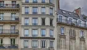 Hotel Avama Prony - Paris - Bygning