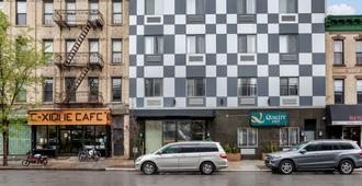 Quality Inn near Sunset Park - ברוקלין - בניין