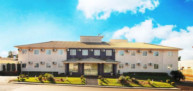 Órion Hotel - Itumbiara - Building