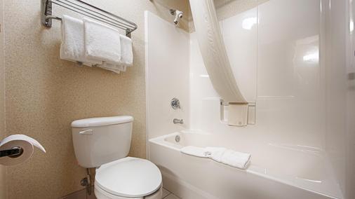 Best Western Port Columbus - Κολόμπους - Μπάνιο
