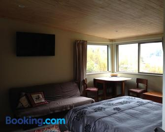 The Nook - Arthur's Pass - Bedroom