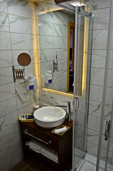 Peninsula Galata Boutique Hotel - Istanbul - Bathroom