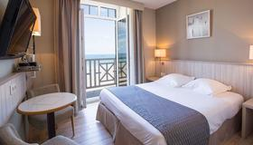 Hôtel L'antinéa - Saint-Malo - Slaapkamer