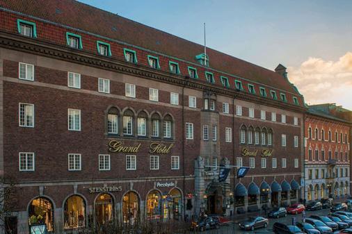Clarion Hotel Grand - Helsingborg - Rakennus